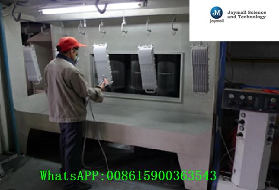 Aluminum Die Casting Part for Sewage Treatment Equipment