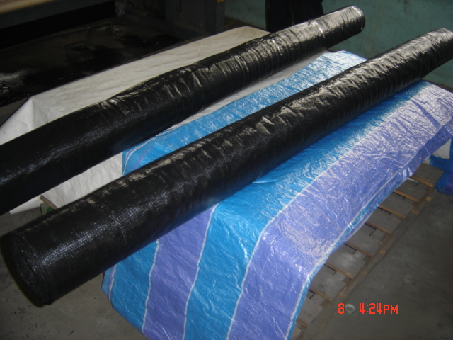 PP Woven Weed Control Mat, Ground Mat on Rolls Safety Fence