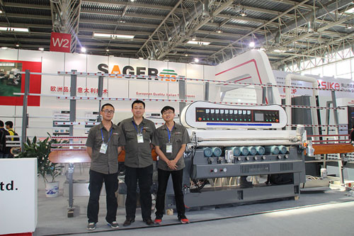 Straight Line Beveling Machine for Sale