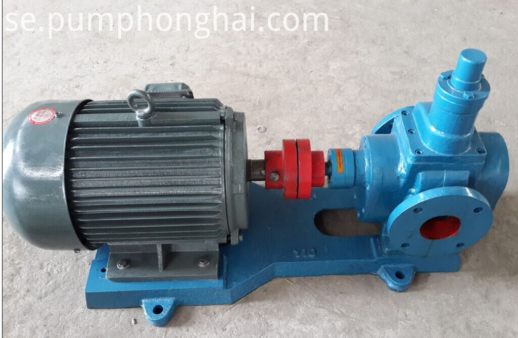 Electric Industrial Gear Oil Pumps