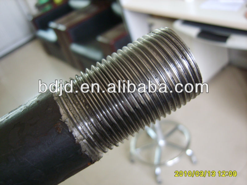 rebar thread rolling machine