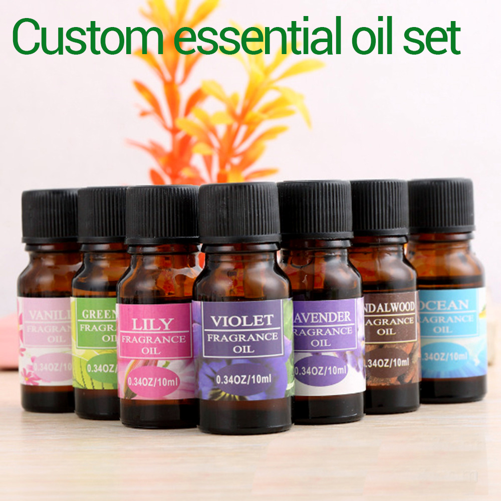 custom essential oils