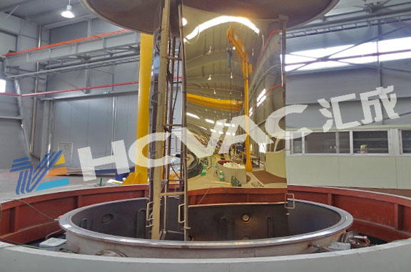 Stainless Steel Sheet PVD Coating Gold Plating Machine Equipment