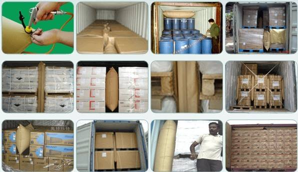 High Strength Wetproof Paper Dunnage Air Bag