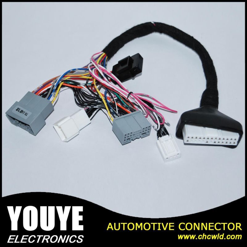 High Quality Reliable Cable Assembly and Wire Harness Manufacturer