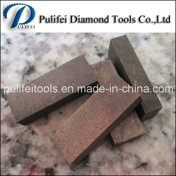 Power Cutter Diamond Tip Marble Diamond Segment Cutting Granite Sandstone