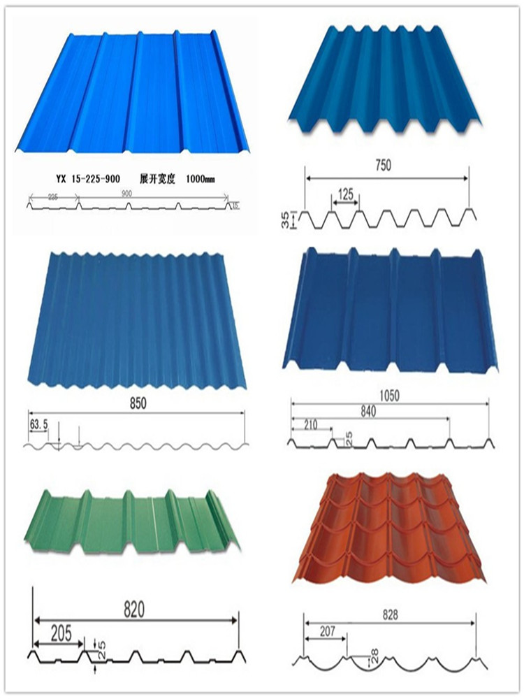 Hot Sale Galvanized Corrugated Roofing Sheet