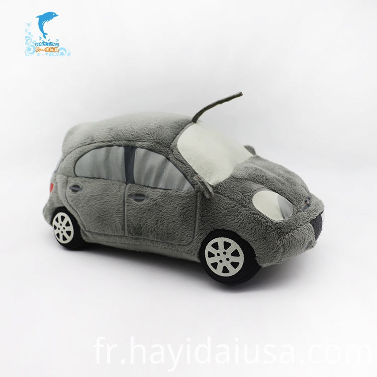 stuffed car plush toy