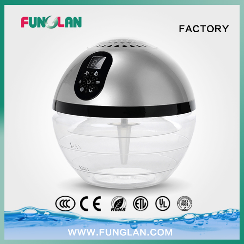 Fragrance Air Purifier Purificador De Aire with LED Display
