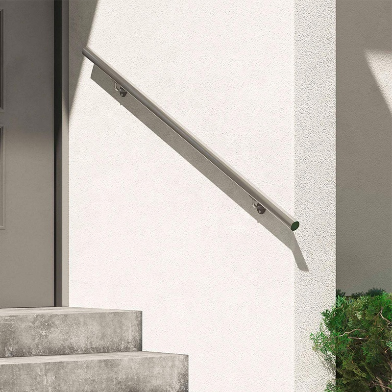 Anti Rust Removable 304 Stainless Steel Handrail Bracket