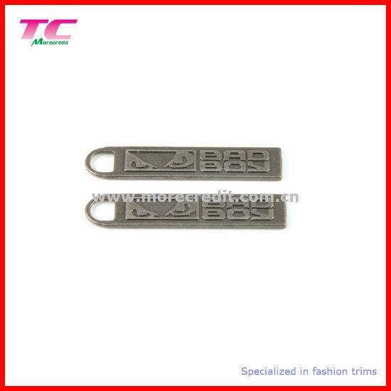 Metal Handbag Zipper Pulls