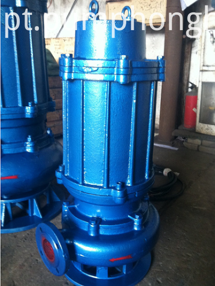 QW series submersible sewage water pump