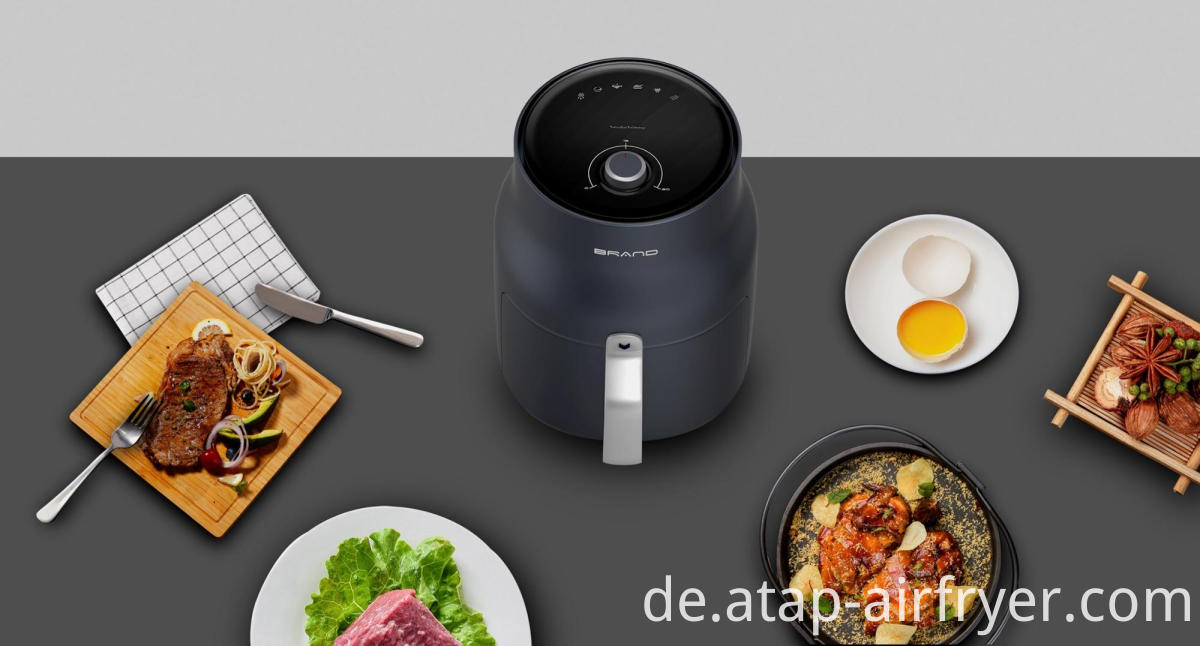 2L Air Deep Fryer