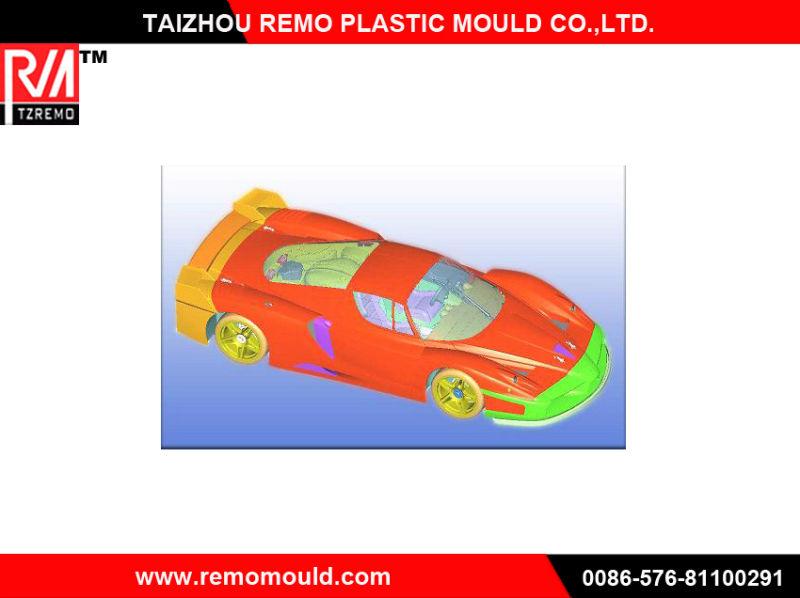 Children's Plastic Toy Car Mould