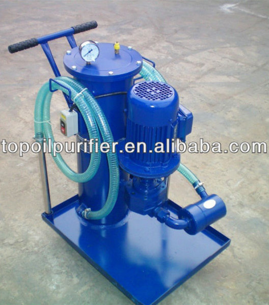 Lubricant Oil Purification Machine/High Performance Oil and Water Separator