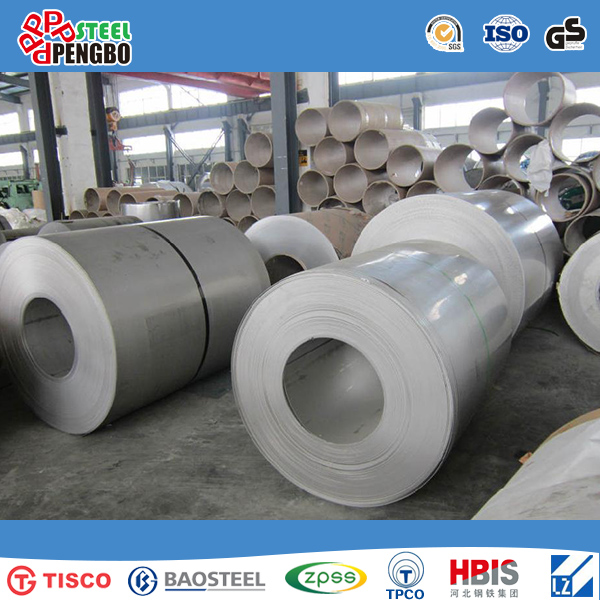 2b/Ba Hot Rolled /Coldrolled Stainless Steel Coil