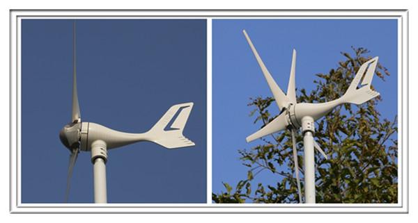Cast Aluminum Parts Die Casting Tail for Wind Turbine