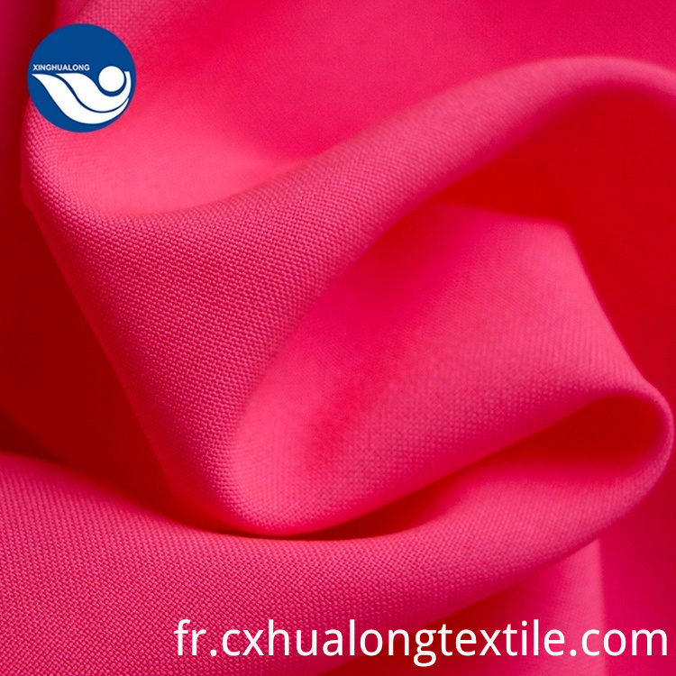 Polyester oxford fabric