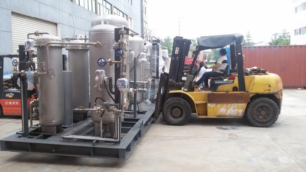 Генератор азота высокой чистоты для производства азота