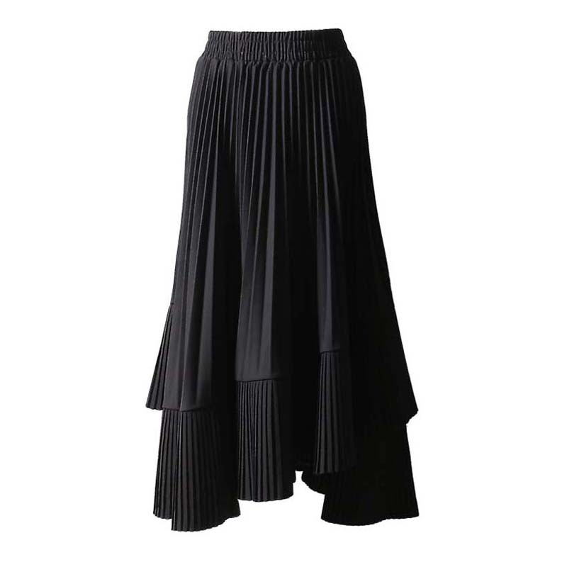 Long Skirt Loose Dress