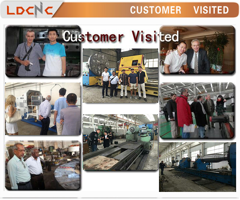 Qk1338 China Big Bore Pipe Threading CNC Lathe Machine with Ce Certificated
