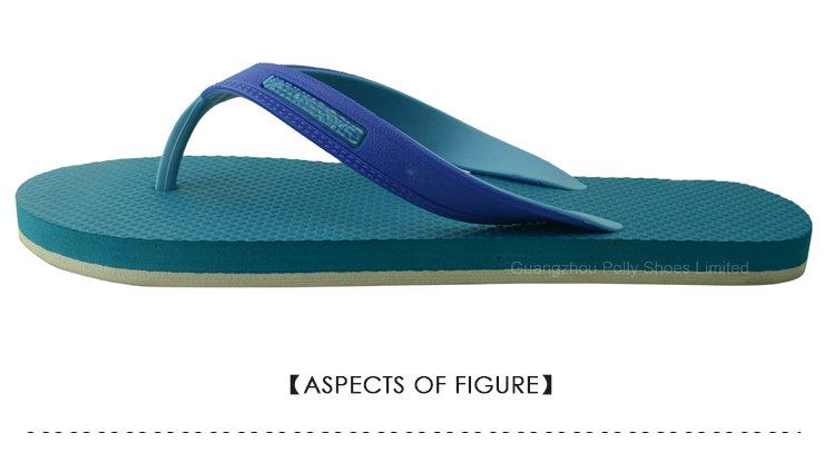 Brand New Blue Flip Flop Mens Thong Casual Slipper
