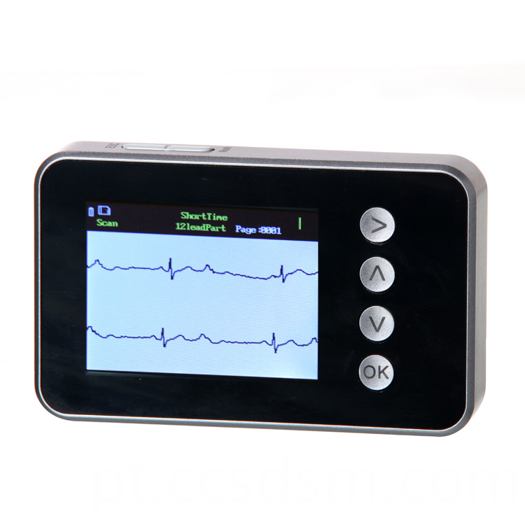 Handheld EKG Machine