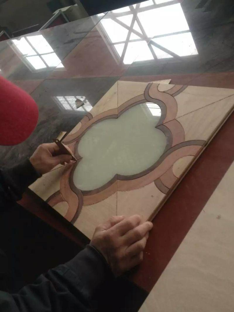 Custom-Made Super Parquet /Engineered Wood Flooring