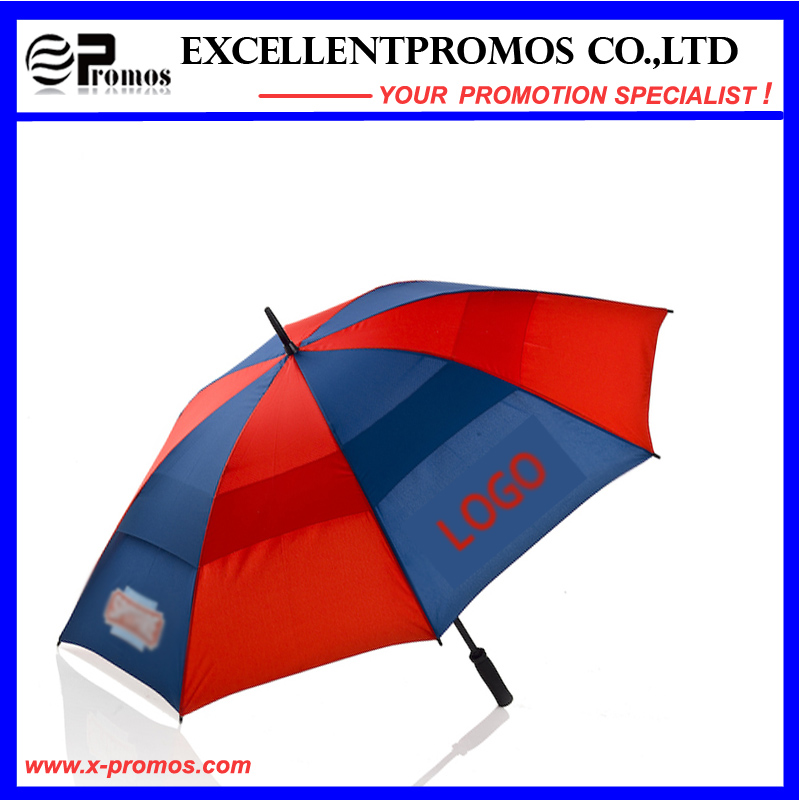 Most Popular Customized Brand Cheap Polyester Umbrella (EP-U9109)