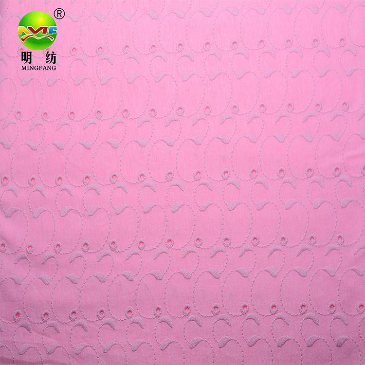 eylet embroidery fabric