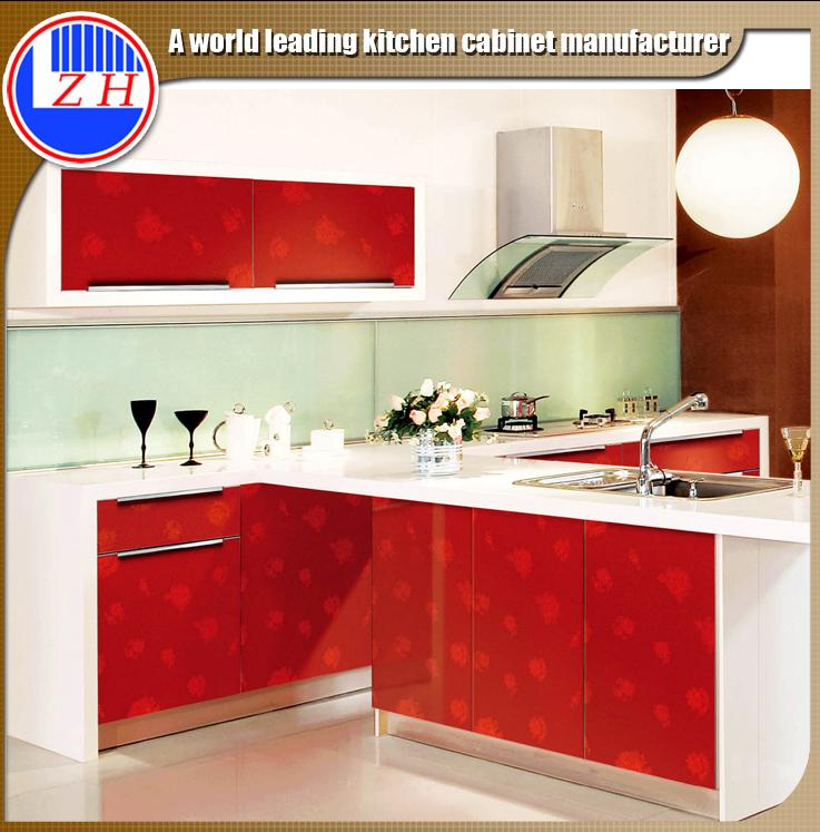 Water Proof Wood Kitchen Cabinet (customized)