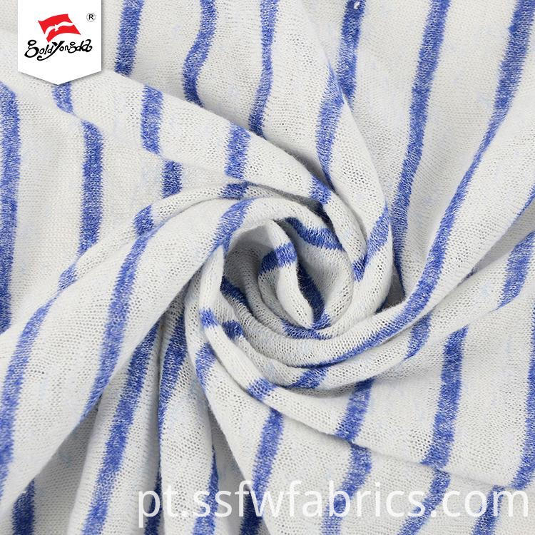 Soft Polyester Knit Fabric Types
