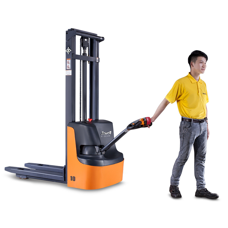 1.0 Ton Electric Stacker