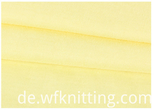 Soft Polyester Single Jersey Fabric