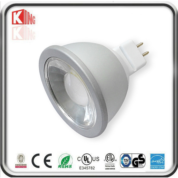 ETL Es Certified 12V Gu5.3 LED MR16