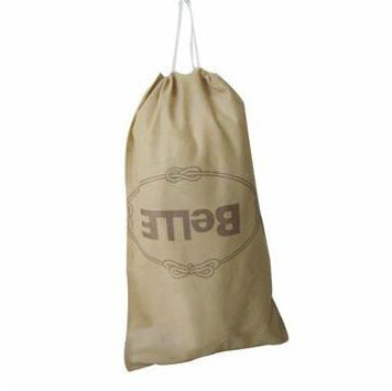 Small Flannelette Bag with Printing Logos (GZHY-DB-008)