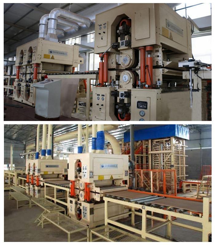 Medium Density Fireboard Production Line