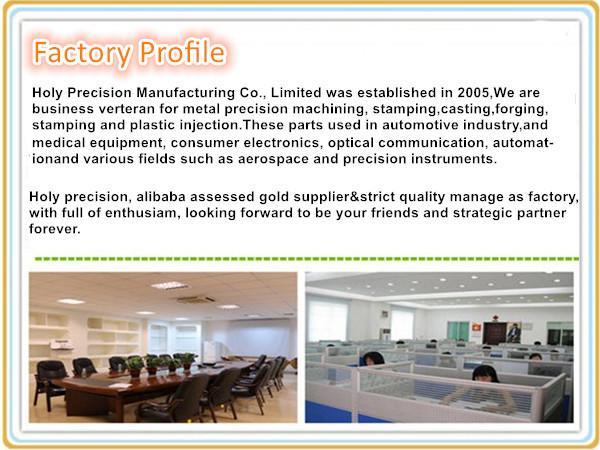 Desk Bracket CNC Aluminum Parts OEM CNC Machining Parts