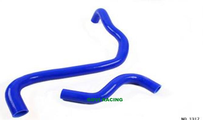 Performance Silicone Radiator Tube Hose for Honda Accord Cl7