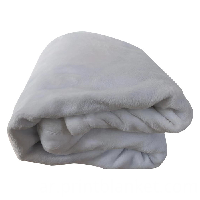 white color blanket