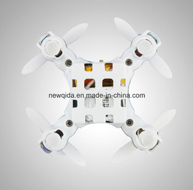 Mini 2.4GHz 4CH 6-Axis Height Hold RC Quadcopter Airplane with LED