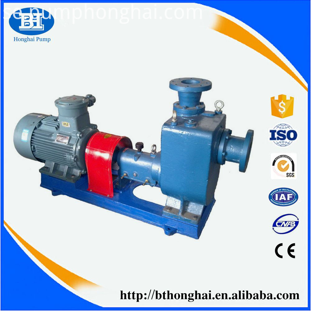 circular arc gear pump