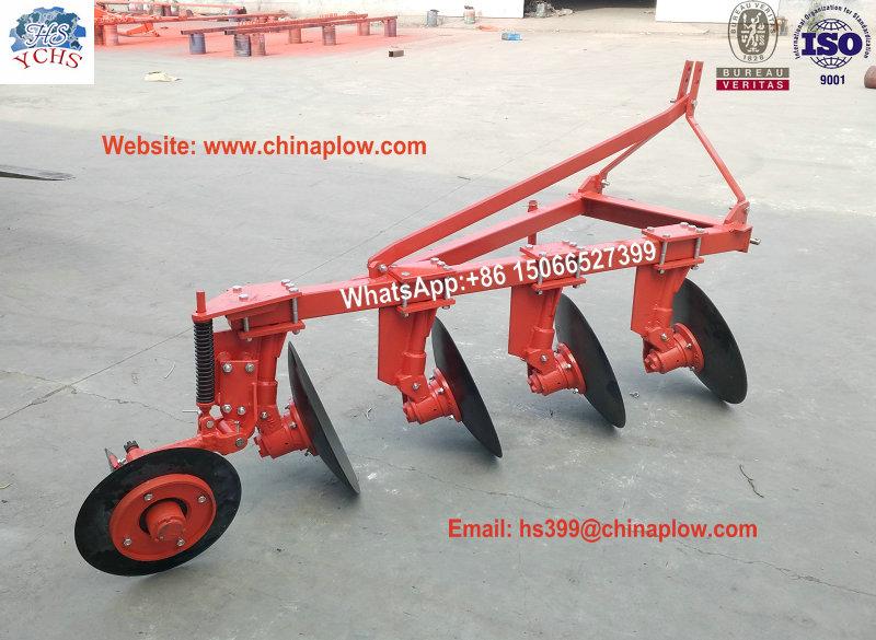 Farm Equipment High Quality Mini Disc Plough for 50HP Tractor