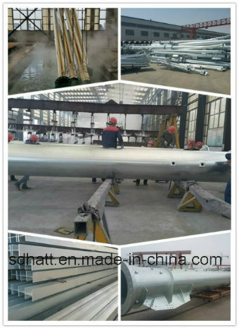 220 kV Cat Head Type Angle Iron Tower