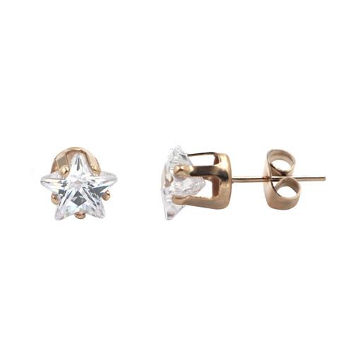 2016 Fashion Jewelry Gold Stud Earrings Accessories Gift Earrings
