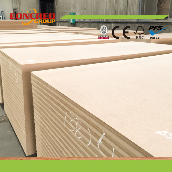 China Supplier Plain MDF / HDF Sheet Prices
