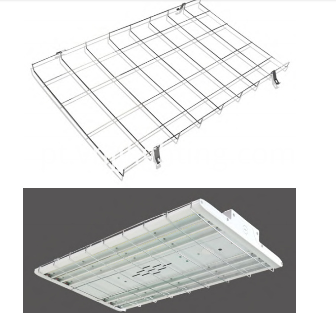 2FT LED Linear Panel Highbay Light