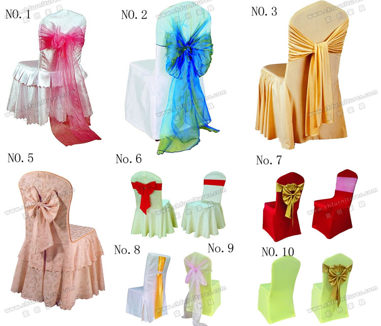 Chinese Style Chair Cover (YC-310)