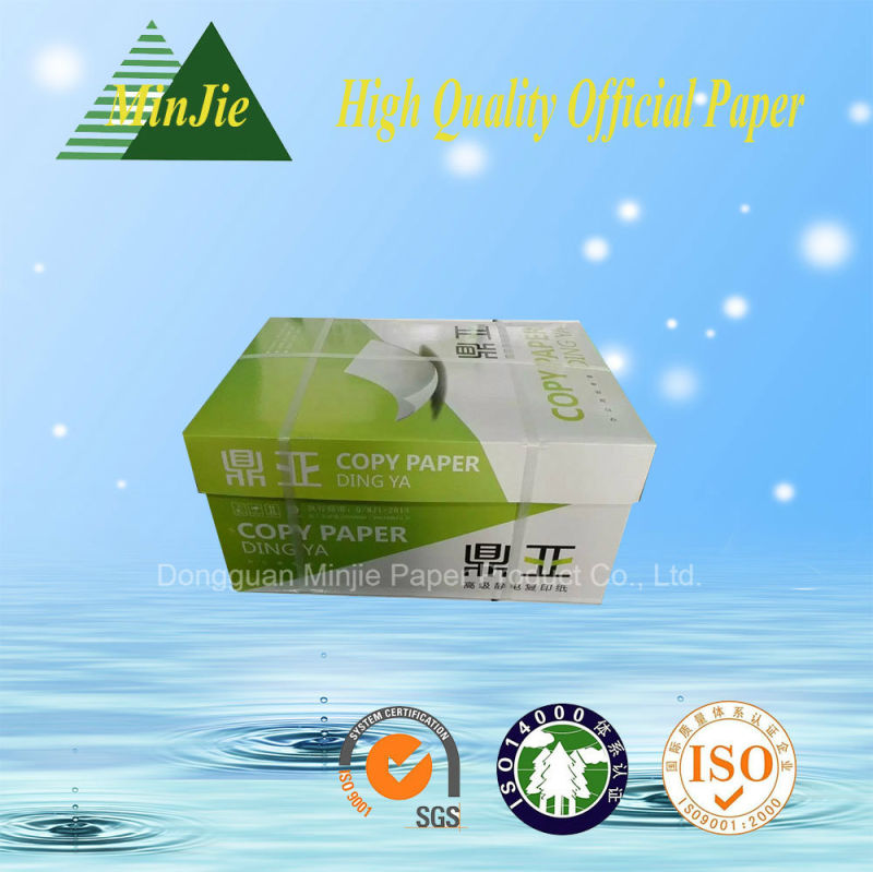 White Color and Copy Paper Type High Quality and Good Price A4 Paper/Copy Paper A4 80GSM