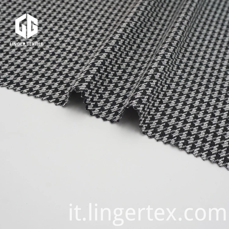 Houndstooth Design Fabric